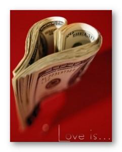 любовь к деньгам