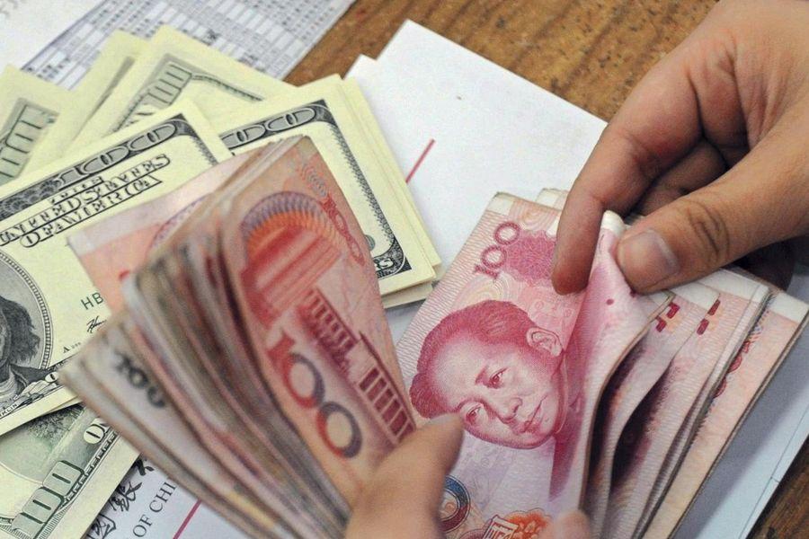 китай отказ от доллара