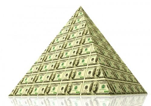 пирамида денег