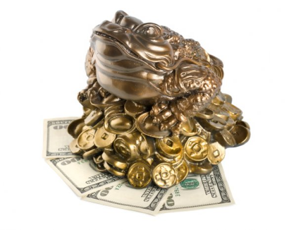 привлечение денег по фен-шую