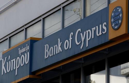 банк на Кипре