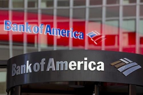 банк в США
