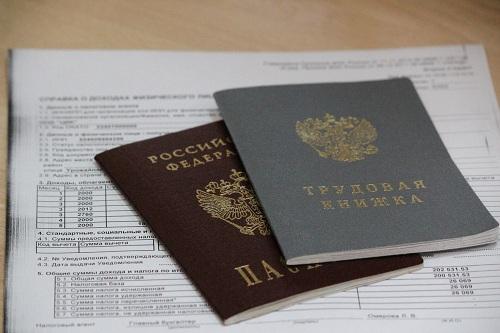 паспорт и справки