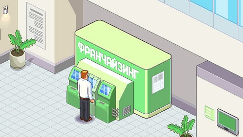 франшиза от сбербанка