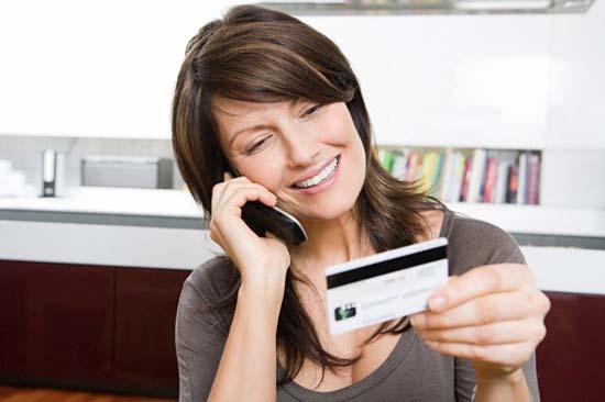 погашение кредита картой