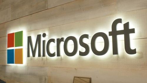 майкрософт логотип