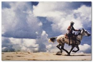 фото Без названия из серии ковбой