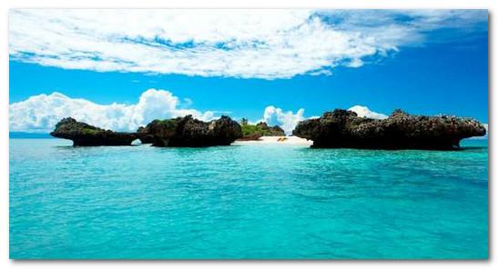 Fidji kyrort Vatulele Island