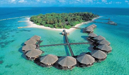мальдивы - курортное место