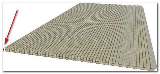как выглядит триллион долларов