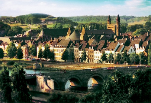 европа люксембург