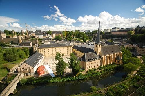 страна люксембург