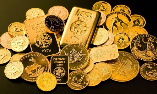 редкие монеты и слитки