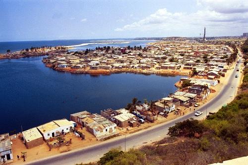 страна ангола