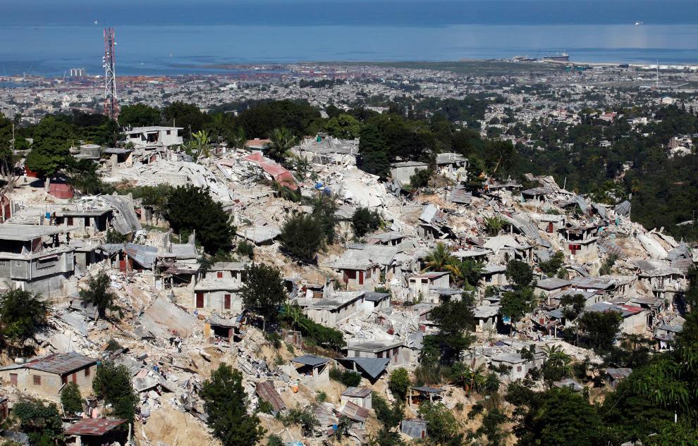 страна Гаити