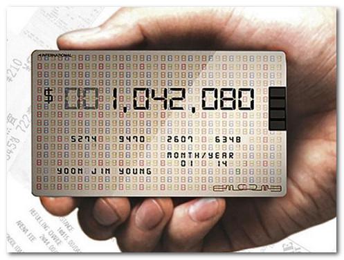 Plastikovaia kreditnaia karta