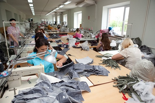 ателье пошив одежды