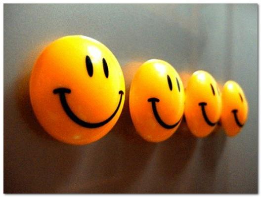 смайлики счастья