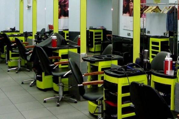 конкуренция парикмахерской
