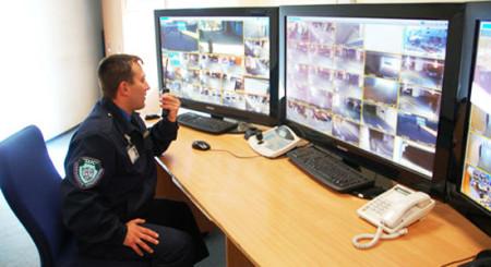 мониторинг охранными организациями