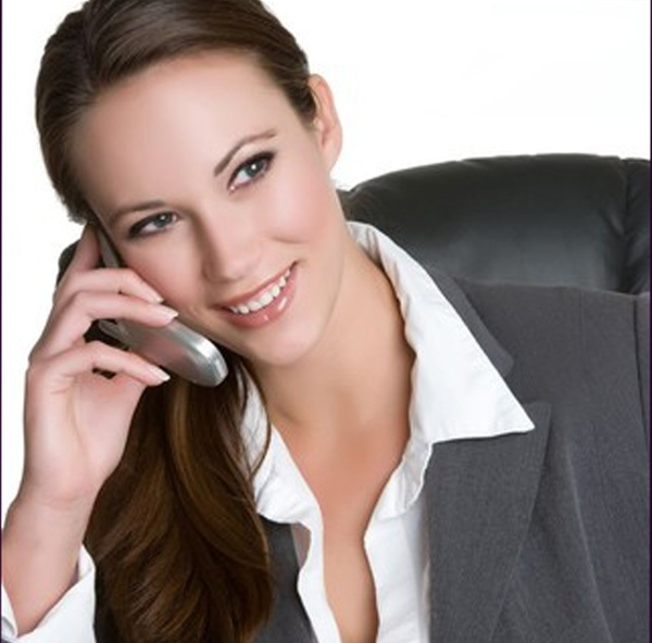 макияж и маникюр бизнес-леди