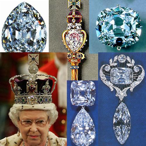 Алмазы куллинан