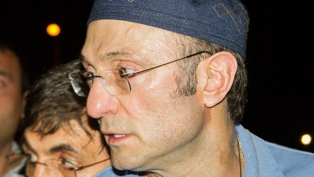 бизнесмен Керимов после больницы