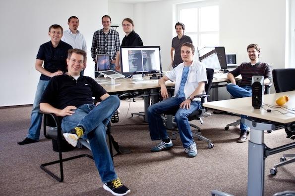 команда для стартапа