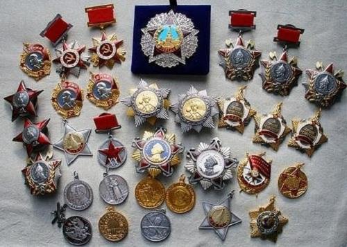 Самые дорогие ордена и медали их стоимость фото 5