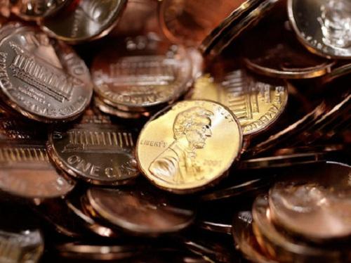 отчеканенные монеты сша