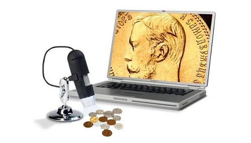 проверка монеты