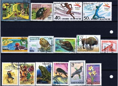 различные марки