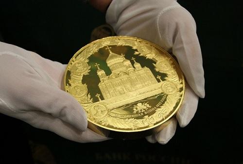 инвестиционная монета сбербанка