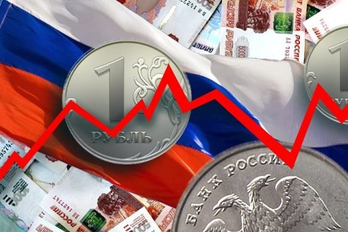 кризис экономики россии