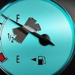 указатель датчика топлива