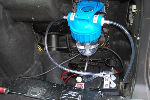 генератор газа брауна