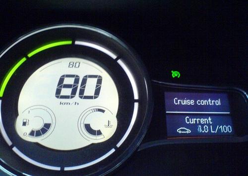 показатель расхода топлива