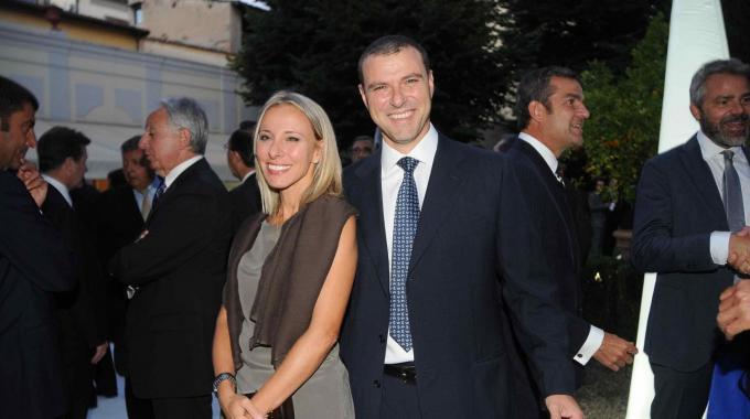 Лучия и Джованни Алеотти