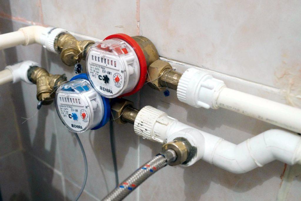 счётчики для учета расхода воды
