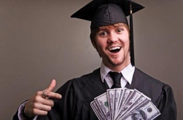 деньги  на учебу
