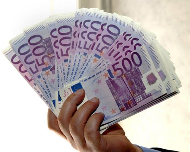 крупные банкноты