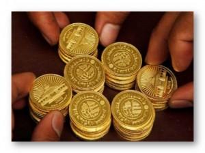 золотой динар