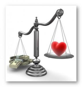 обратная сторона любви к деньгам