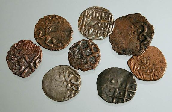 деньги древней руси