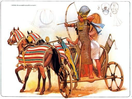 Египетские легенды про подковы