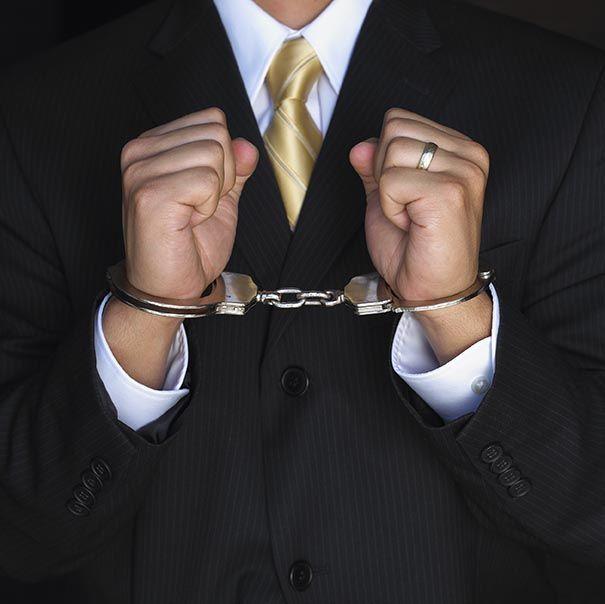 арест за неуплату кредита