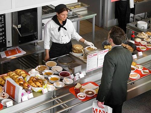 готовка горячих блюд для офисов