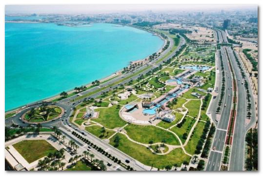 побережье Катара