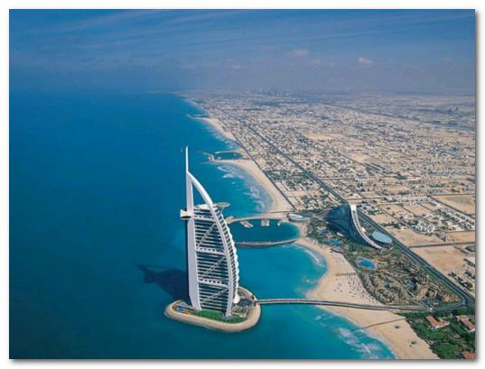 побережье ОАЭ