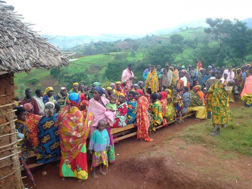страна Бурунди
